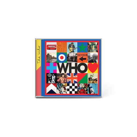 Who von The Who - CD jetzt im The Who Shop